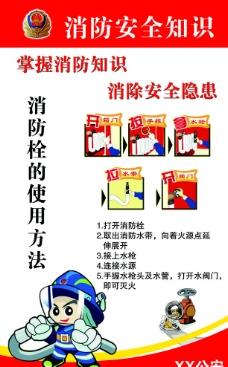 消防安全知识宣传图片