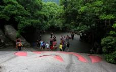 普陀山西天景区图片