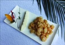 千岛虾球图片