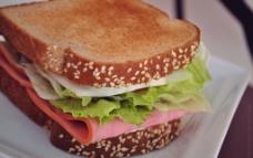 多层三明治图片