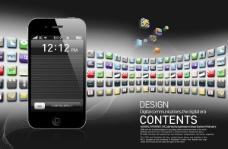 手机海报设计图片