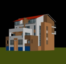 独栋别墅图片