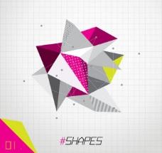 折纸背景图片