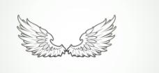 捷豹翅膀图片
