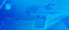 科技 蓝色背景 蓝色图片
