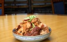 棒骨干豆腐图片