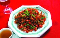 炒虾皮图片