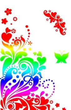 花纹效果设计图片