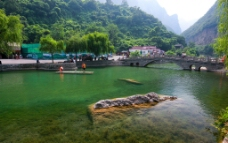云台山风景区图片
