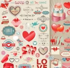 浪漫爱情红心图片