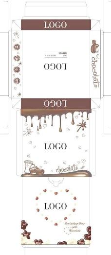 巧克力包装盒图片
