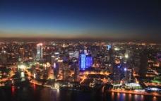 上海 夜景图片