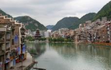 黔东南古城图片