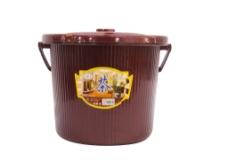 茶渣桶图片