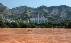 黄河漂流图片