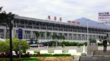 城铁珠海站图片