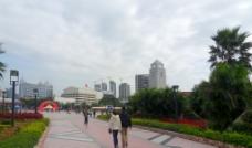 珠海站广场图片