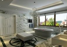 卫浴装修图片