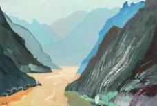 三峡夔门图片