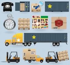 货运物流图片