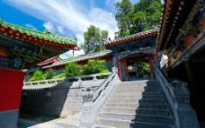 中岳嵩山少林寺图片