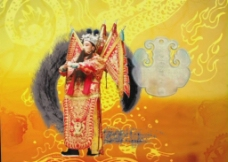 中国戏曲视频素材