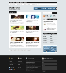 国外经典网站设计图片