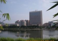荔浦滨江风景图片