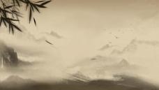 传统水墨背景图片