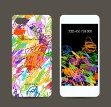 手机封面设计图片