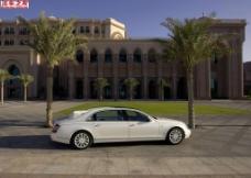 迈巴赫汽车图片