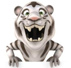 3d老虎图片