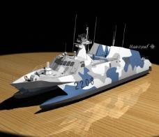 中国海军导弹艇图片