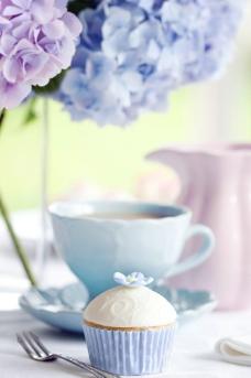 唯美下午茶图片