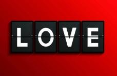 情人节矢量素材