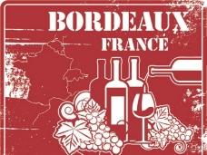 法国红酒图片