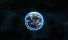 地球桌面图片