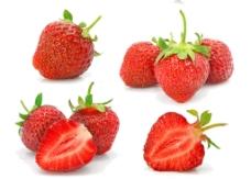新鲜草莓图片