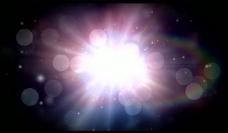 炫彩光效背景视频素材图片