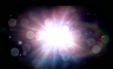 炫彩光效背景视频素材