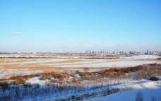 远城近景图片