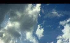 蓝天白云蚂蚁视频素材