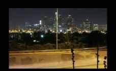 延时摄影城市公园视频