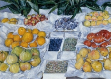 水果摊子图片