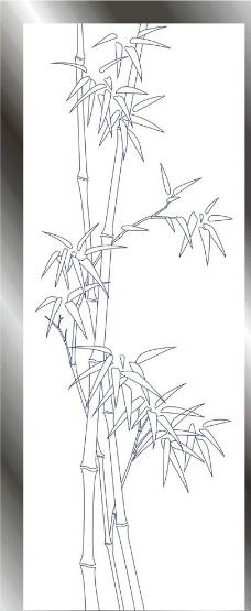 一根长竹子简笔画内容图片展示