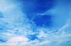 白云天空背景素材