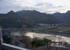 风景 红光 大云寺图片