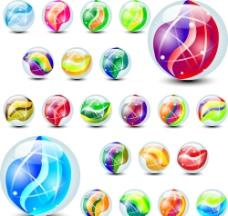 圆球图标图片