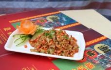 白椒虾米图片