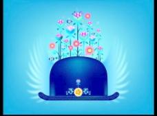 魔法帽子图片